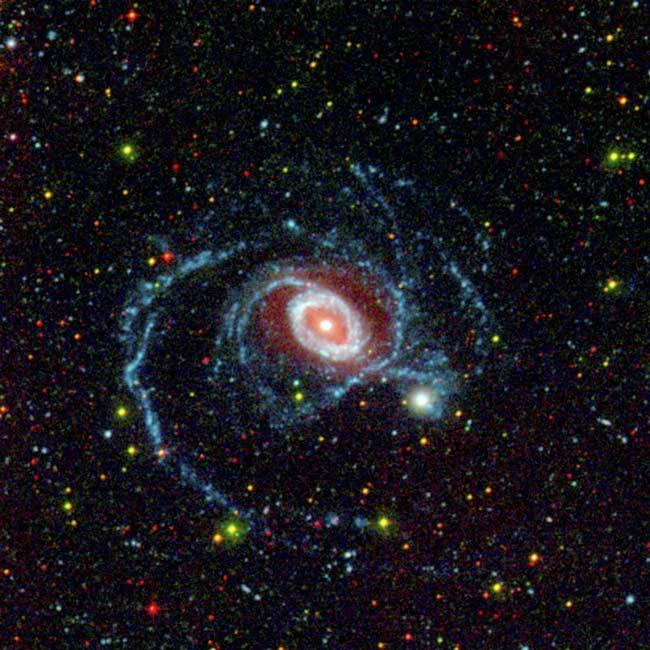 galaxy NGC 1512