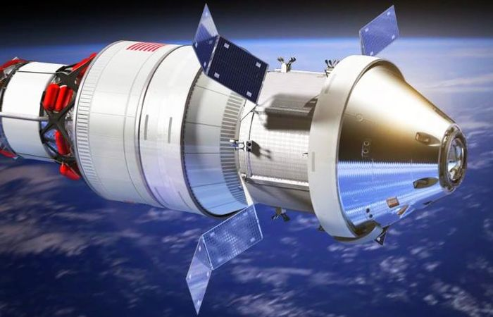 NASA Orion Aces Moon Mission