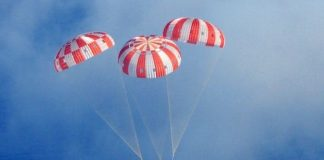 NASA's Orion Space Capsule Aces Final Parachute Test
