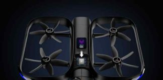 Skydio self-flying drone