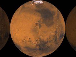 Mars NASA Viking 1 Orbiter