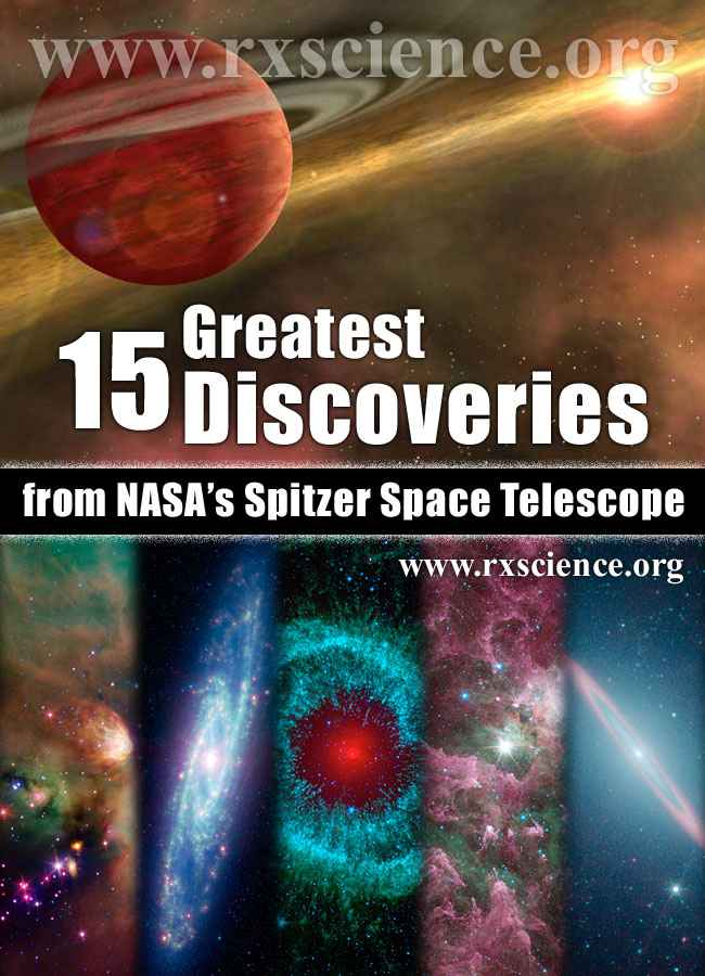Greatest Discoveries from NASA