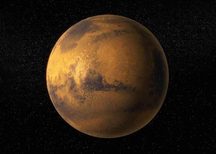 Red Planet lost its magnetic field