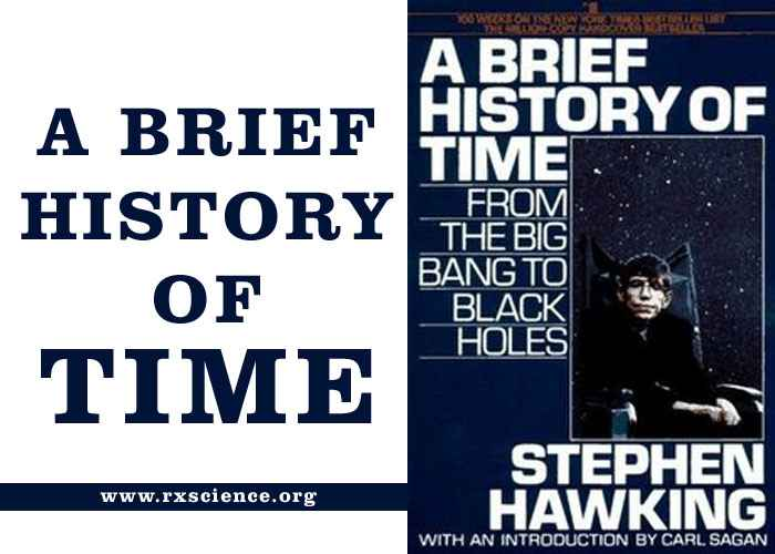 A Brief History of Time Best Astronomy and Astrophysics Book