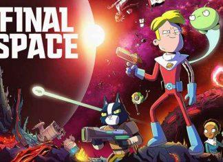 Final Space Sci-Fi TV Show