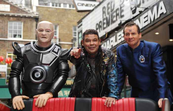 Red Dwarf X Photocall - 03 Oct 2012