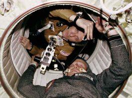 Apollo-Soyuz Test Project: Poisonous Gas Leak