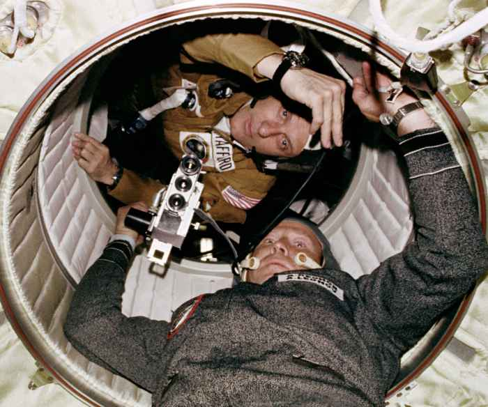 Apollo-Soyuz Test Project: Poisonous Gas Leak