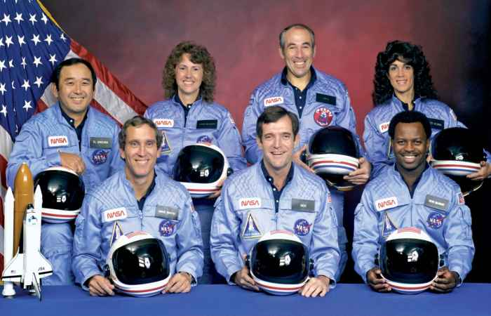 STS-51-L: Space Shuttle Challenger Disaster