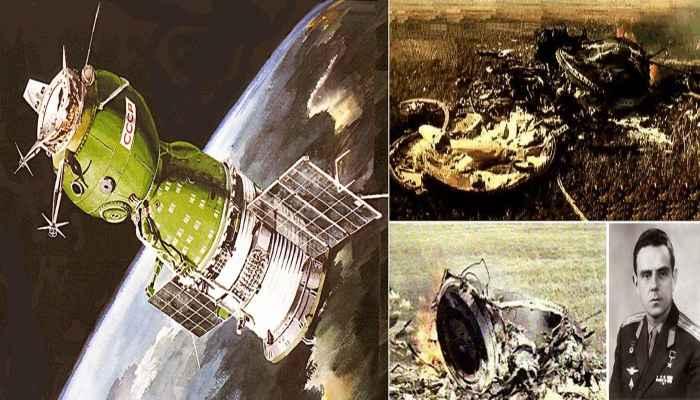Soyuz 1: Parachute Failure