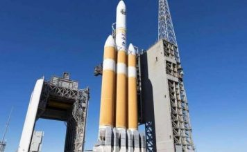 ULA Delta IV Heavy Rocket