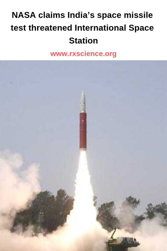 India space missile test
