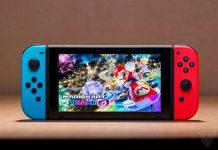 Nintendo Updated Switch