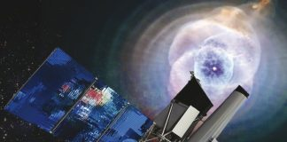 Russia Hubble Spektr-RG