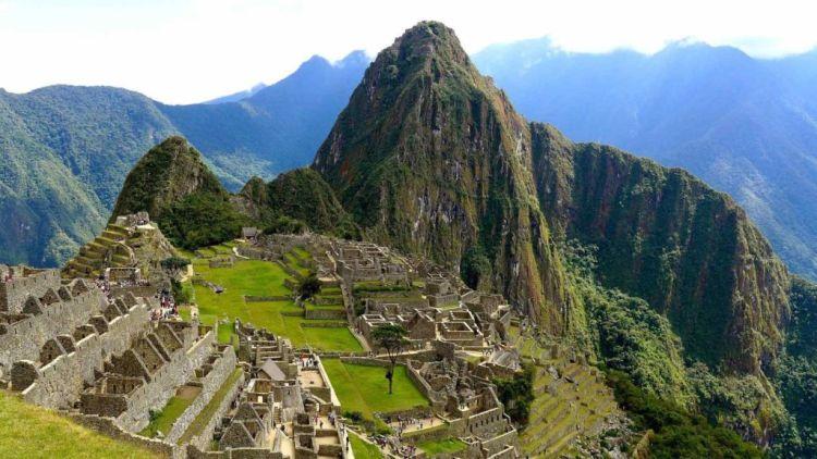Machu Picchu, Peru — Beautiful Lost City