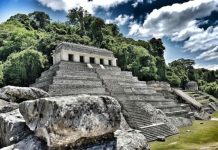 Palenque, Mexico — Beautiful Lost City