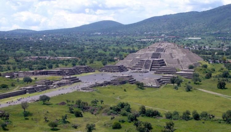 Teotihuacan, Mexico — Beautiful Lost City