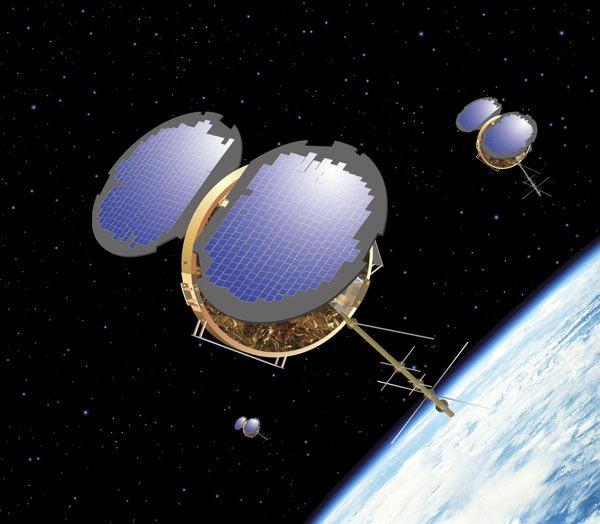 Weaponized Satellites