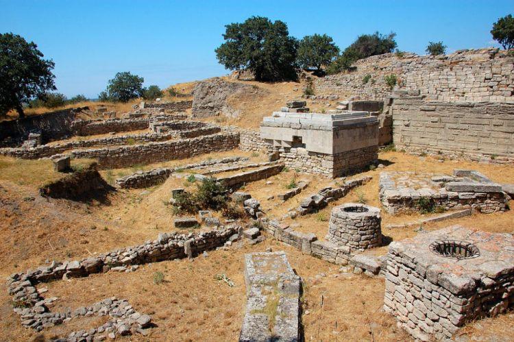 Troy Turkey — Beautiful Lost City