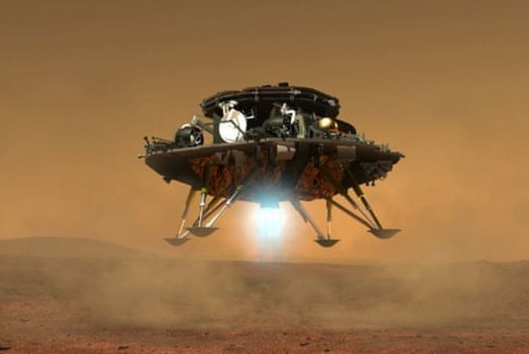 China 2020 Probe Mission to Mars