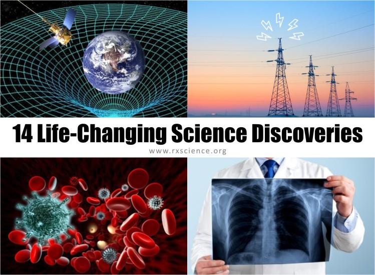 Here is a list of 14 greatest science discoveries of all time.
