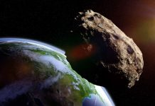 Empire State Building Size Asteroid